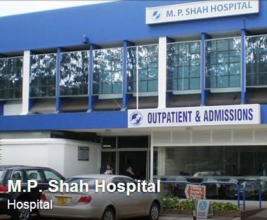 MP SHAH HOSPITAL