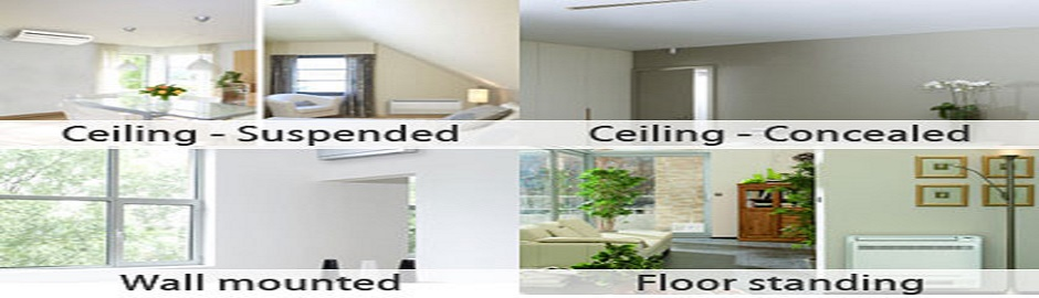 ARSORTED AIR CONDITIONERS